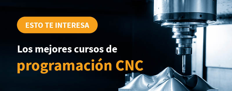 Los mejores cursos de programación CNC