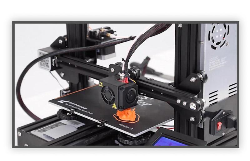 Curso de impresora 3D casera