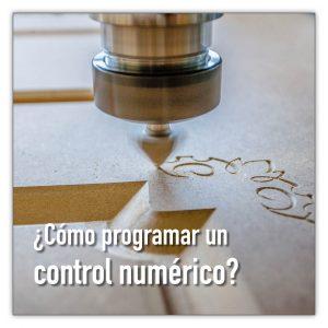 Cómo programar un control numerico