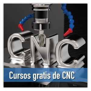 Cursos gratis de CNC