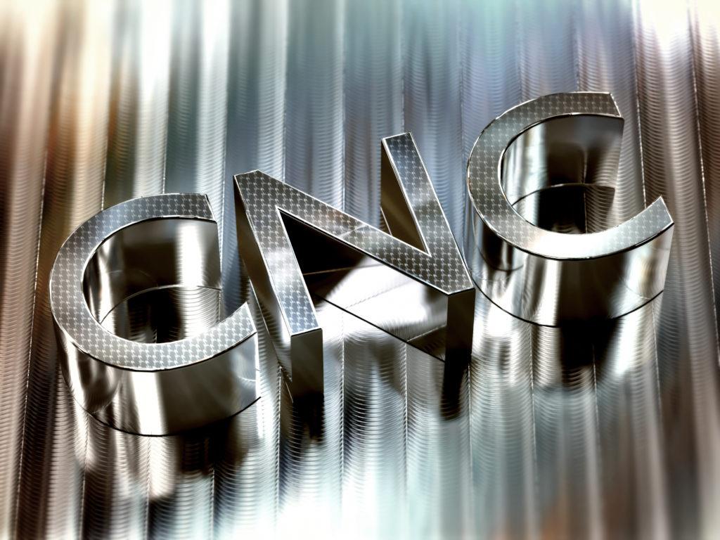 Letras CNC